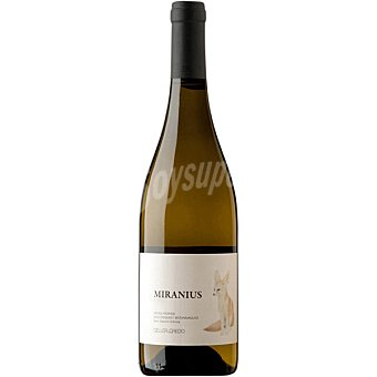 MIRANIUS Vino blanco de Cataluña Botella 75 cl
