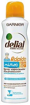 Delial Garnier Spray rapido IP50 150 ML