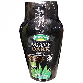 Naturgreen Sirope de agave Dark Envase 360 ml