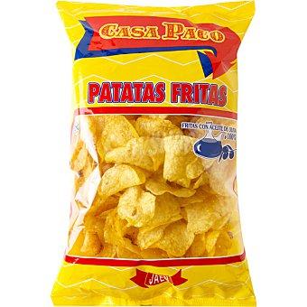 CASA PACO Patatas fritas en aceite de oliva Bolsa 500 g