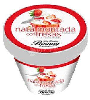 Bornay Nata montada con fresas 500 ml