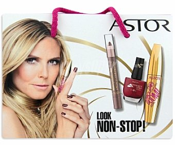 ASTOR Pack color maquillaje Navidad; 24hr Perfect Stay 12ml+ Perfect Stay Lycra 12ml+ Big&Beautiful Boom 12ml 1 Unidad