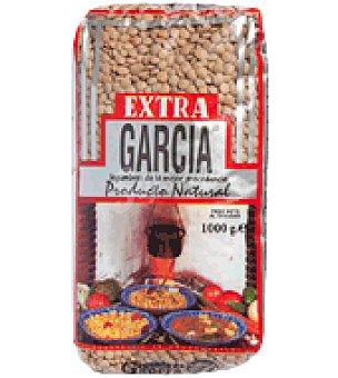 García Plata Lentejas 1 kg