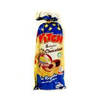 Pasquier Pitch chocolate 6u 310g 6u 310g