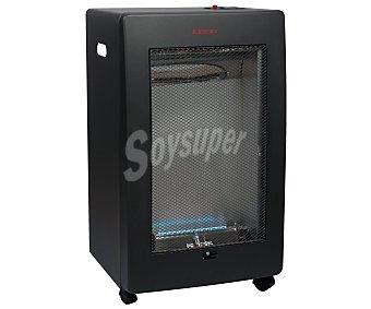 Jocel Estufa de gas de llama azul JAG014139, potencia de calentamiento: 3800W, encendido automático JAG012203