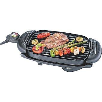 ANSONIC PAR-206 plancha de asar con grill