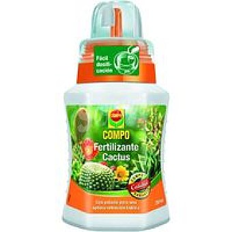 Compo Fertilizante para cactus Botella 250 ml
