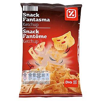 DIA Snack fantasmas ketchup Bolsa 65 gr