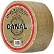 Queso curado leche cruda de oveja 250 g Canal