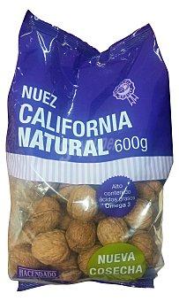 HACENDADO Nuez California natural Paquete de 600 g