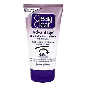 Clean & Clear Gel Limpiador Advantage 150 Mililitros