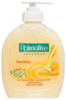 NB Palmolive Jabón de manos líquido Leche y miel/almendras 300 ml