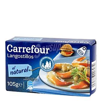 Carrefour Langostillos al natural 105 g
