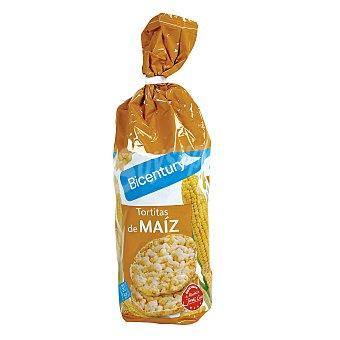 BICENTURY NACKIS Tortitas de maiz  estuche 130 g