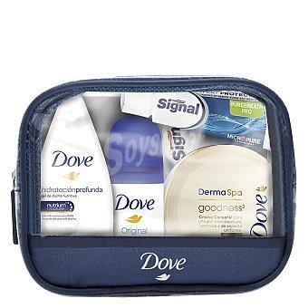 Dove Dove Neceser Viaje Minis Woman 1 ud