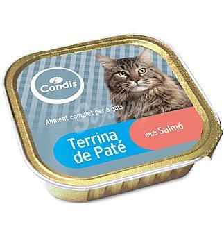 Condis Comida gato salmón 100 G