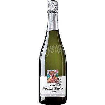 DIORO BACO Cava brut nature botella 75 cl Botella 75 cl