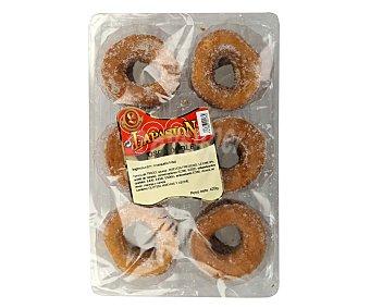 Cordero Roscas fritas con azúcar 450 Gramos