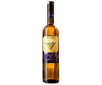 Miudiño Vino Blanco (albariño) Botella de 75 Centilítros