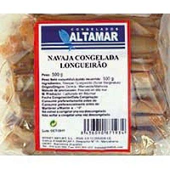 Altamar Navajas congeladas 500 g