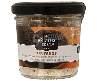 FOSSIL RIVER Pétalos de sal trufados 60 gramos