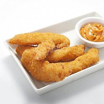 Clavo Finger de pollo food 500 g aprox Envase de 500.0 g. aprox