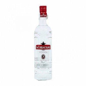 Sobieski Vodka Botella 70 cl