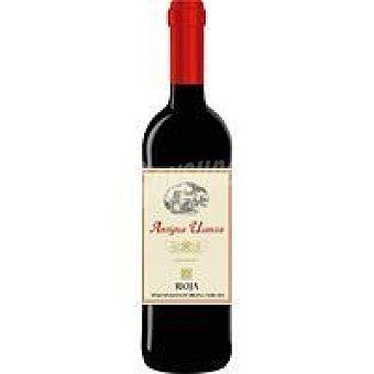 Antigua Usanza Vino Tinto Crianza Rioja Botella 75 cl