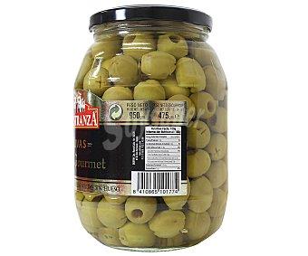 Maestranza Aceituna barril sin hueso 450 g