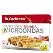Canelones a la Italiana para microondas 300 g La Cocinera