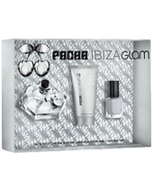 Pachá Ibiza Estuche de colonia spray 80 ml.+ body lotion 100 ml. + laca de uñas Glam 1 ud