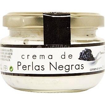 Crema de queso perlas negras Tarro 100 g