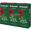 Tomate frito en aceite de oliva Pack 3 x 350 g Orlando