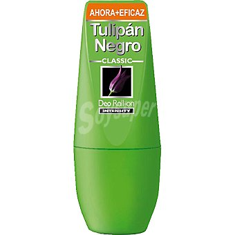 Tulipan Negro Desodorante roll on Intensity Classic Envase 50 ml
