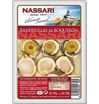 Nassari Banderilla boqueron 120 G