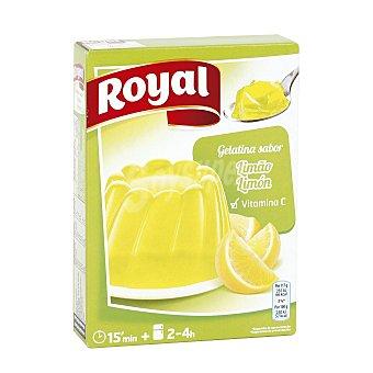 Royal Gelatina sabor limón 10 raciones Estuche 170 g