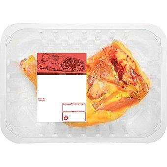 PUJANTE Cuarto de pollo campero peso aproximado bandeja 400 g Bandeja 400 g