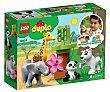 Juego de construcciones Animalitos con 9 piezas Duplo 10904  LEGO