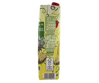 Auchan Néctar de piña 1 litro