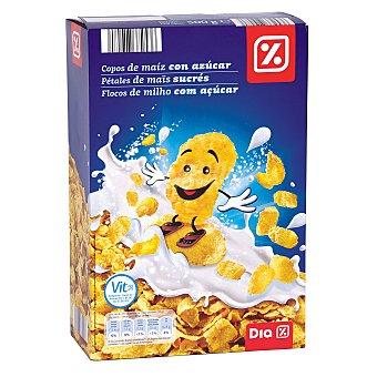 DIA Cereales de copos de maiz con azúcar paquete 500 gr Paquete 500 gr