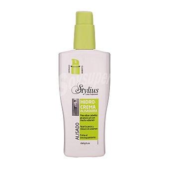 Deliplus Tratamiento cabello hidro-crema alisado spray stylius Bote 200 cc