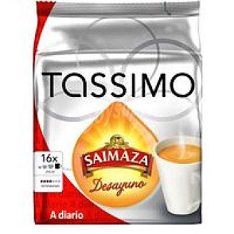 Tassimo Café Tassimo Saimaza Cápsulas Desayuno 132g