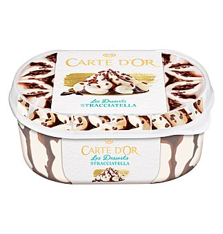 Carte D'Or Frigo Tarrina helado stracciatella 500 g