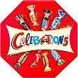 Celebrations mini barritas de chocolate surtidas Estuche 385 g Mars