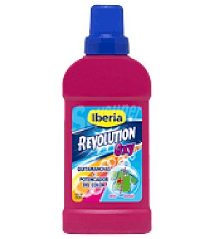 Iberia Quitamanchas+potenciador de color Revolution Oxy 500 ml