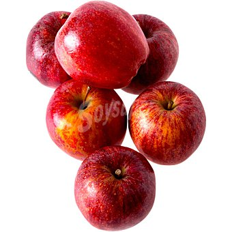 Manzanas Royal Gala selección al peso