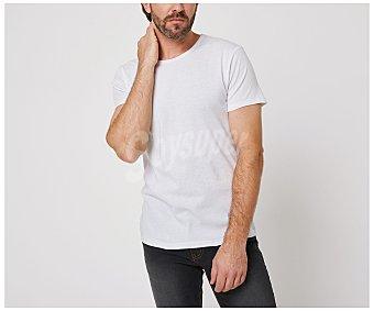 In Extenso ote de 2 camisetas interiores para hombre L