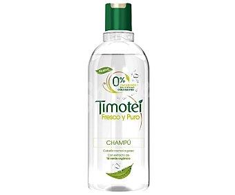 Timotei Champú fresco-puro Bote 400 ml