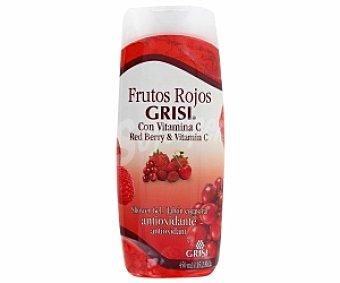 Grisi Gel de baño frutos rojos 450 Mililitros