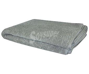 Actuel Toalla 100% algodón egipcio color gris para ducha, densidad 600 g/m² 1 unidad